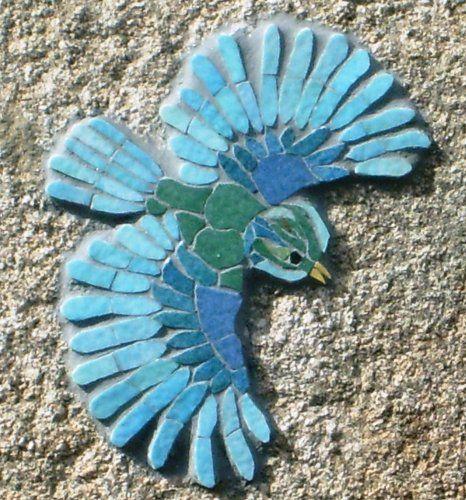 mosaque passionnment la folie - Idees Mosaiques Image