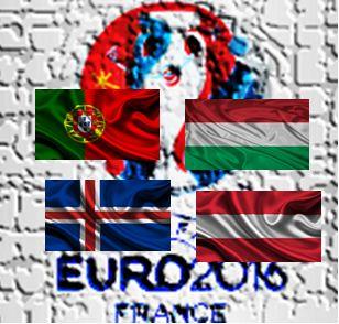 Café y Fútbol: Eurocopa Francia 2016 Grupo F