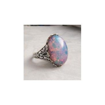 Love opals, but it must be a gift or it's bad luck! (since its not my birthstone)