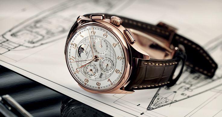 my wishFine Timepiece, Grand Complicated, Guys Style, Iwc Schaffhausen, International Watches, Portugues Grand, Portuguese Grand, Iwc Watches, Iwc Portuguese