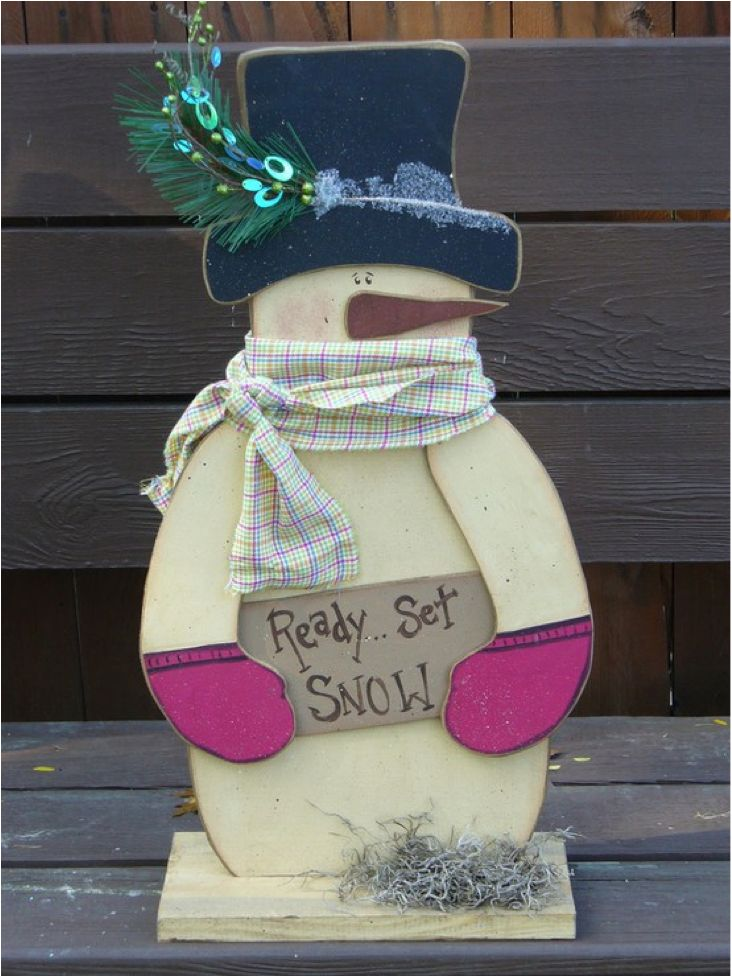 craft snowman ideas 131 best wooden yard decorations images on 1652