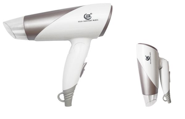 1200W Promotional Foldable Mini Printed Travel Hair Dryer, OK-8270