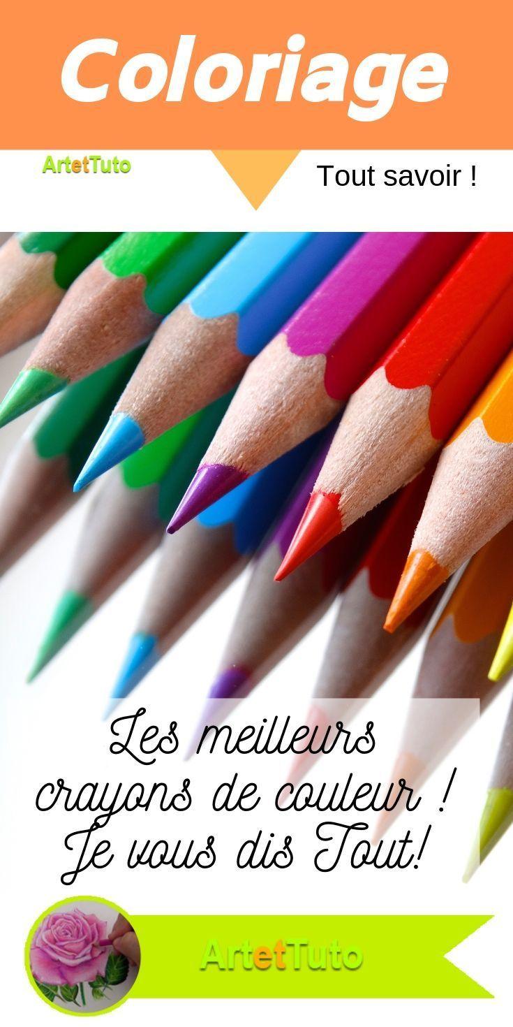Meilleur Crayon De Couleur Pour Coloriage Adulte : meilleur, crayon, couleur, coloriage, adulte, Quels, Meilleurs, Crayons, Couleur., #crayonsdecouleur, #col…, Techniques, Couleur,, Crayon,, Crayon, Couleur, Aquarellable