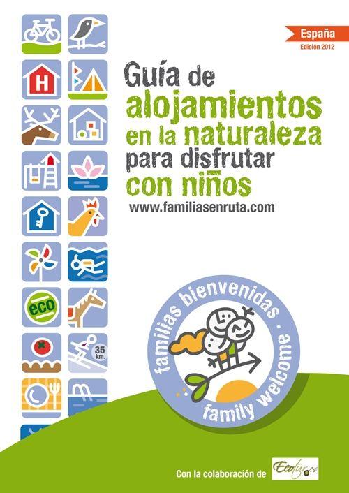 Guía de alojaminetos en la naturaleza para disfrutar con niños