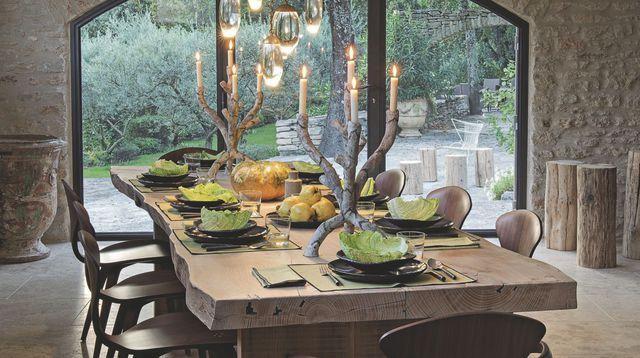 Une maison de vacances entre tradition et modernité