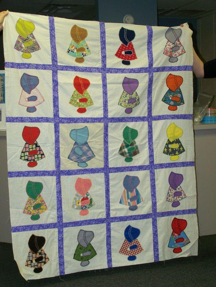 160 best Enterprise quilt guild images on Pinterest   Challenges ... : sunbonnet sue quilt club - Adamdwight.com