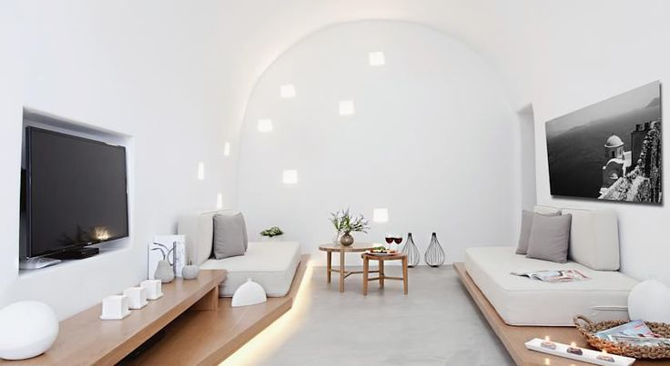 ANEMOLIA VILLA -  an eco-friendly #building that can #accommodate your #best #memories.  Check out the rates -> www.bookingsantorini.com