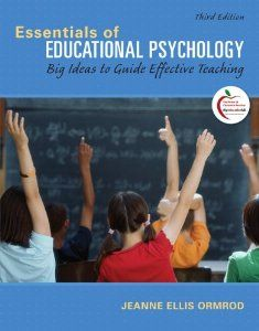 educational psychology jeanne ormrod