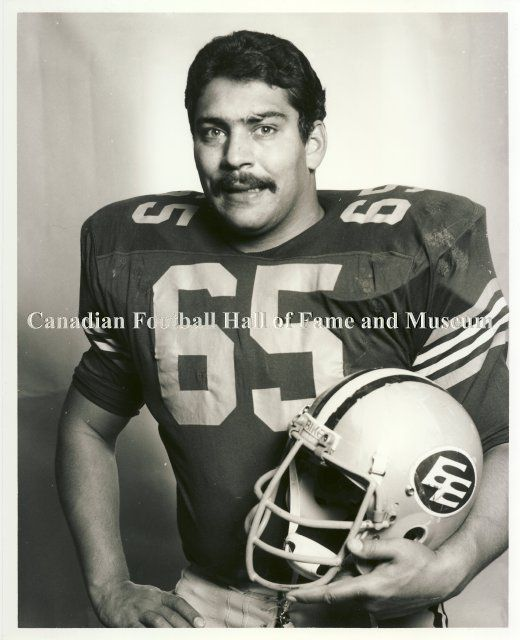 Dave Fennell. Canadian Football Hall of Fame & Museum