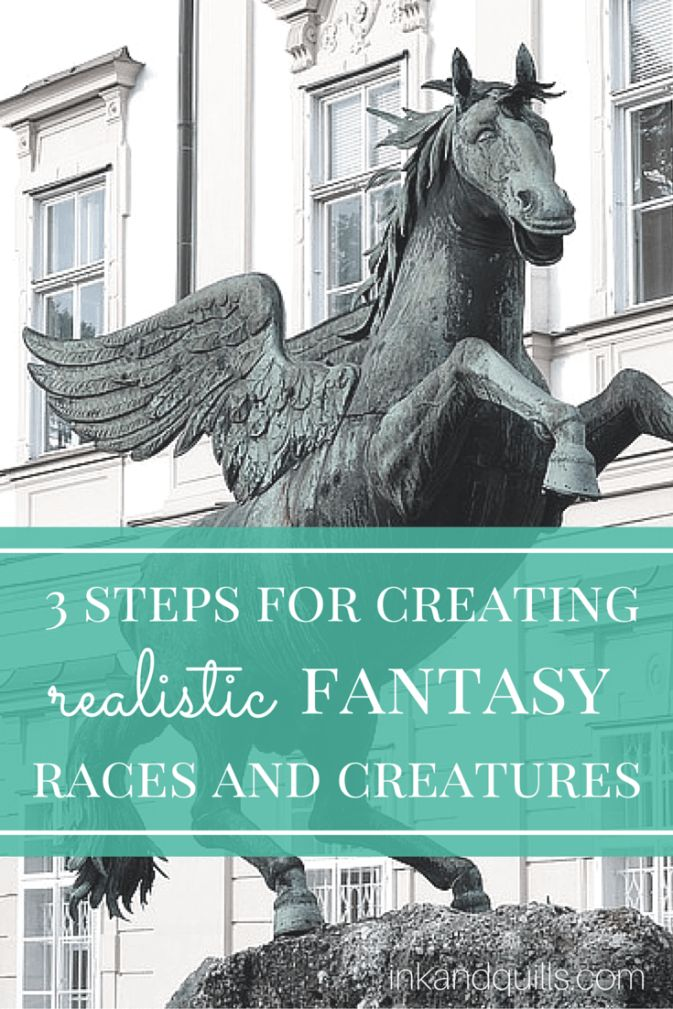 3 steps for creating realistic fantasy races and cultures