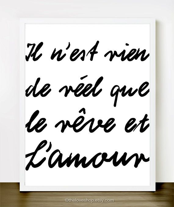 French Love Quotes on Pinterest Unspoken Words, Inspirational Love ...
