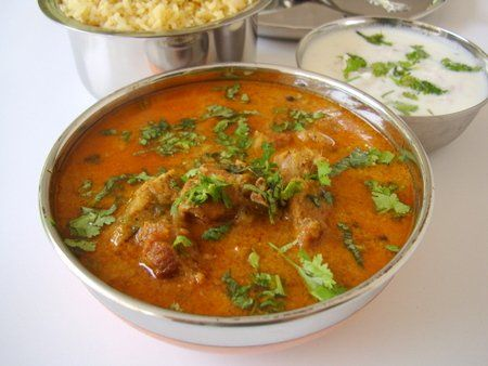 Spicy mutton curry recipe sanjeev kapoor