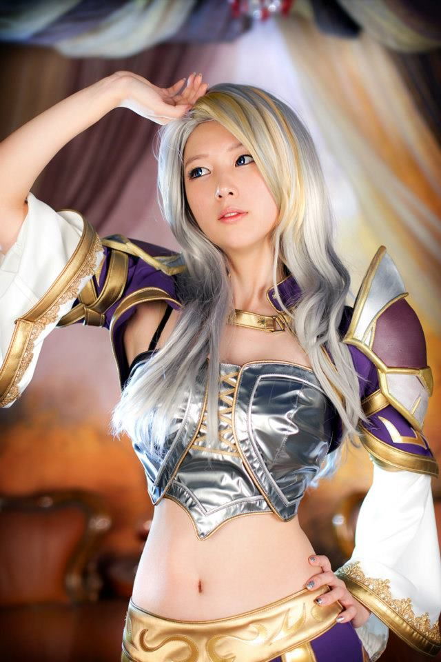 ☆ #CosplayStyle☆ Concupiscence // World of Warcraft (ワールド オブ ウォークラフト) ~ Jaina...