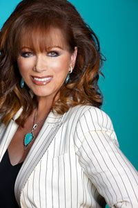 Jackie Collins, author of: Chances; Goddess of Vengeance; Hollywood Husbands