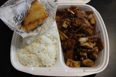 Blogitekstin mukaan  oon käynyt viimeksi Pyynikintorin kiinalaisella grillillä huhtikuussa 2013. Tänään flunssaisena päätin hypätä Tammel...
