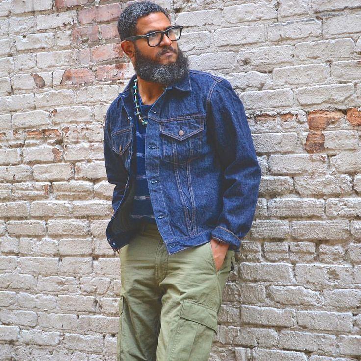 Orslow Denim Jacket and 6 Pocket Fatigues