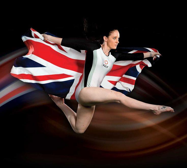 Kat Driscoll (Gimnasia Trampolín-Gran Bretaña)
