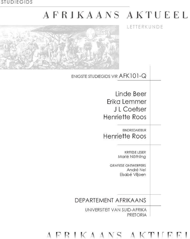 Grades 4-6 Afrikaans Second Language - www.south-african ...
