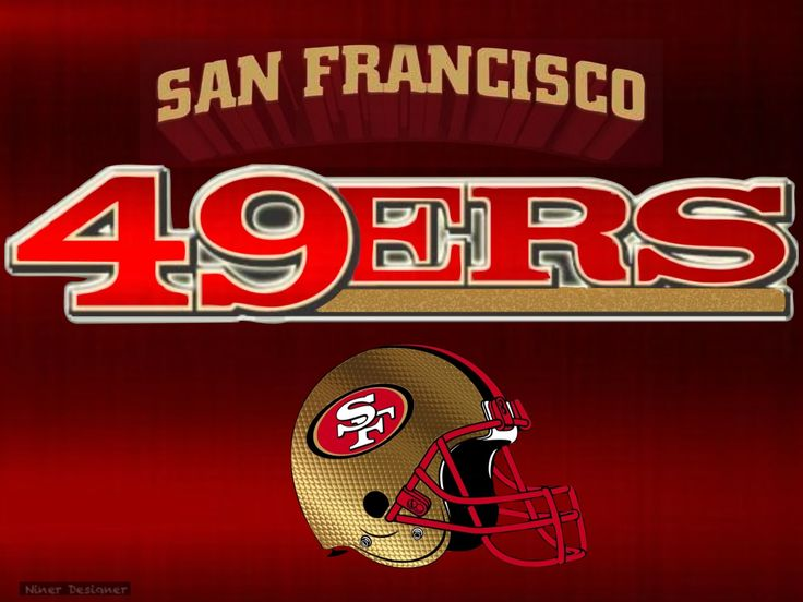Pin by Laura Perez on 49er San francisco 49ers football