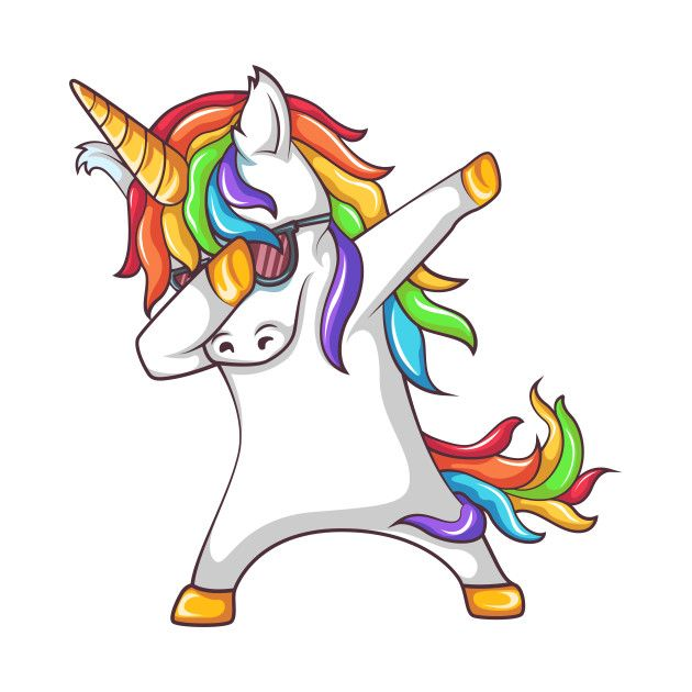 Dabbing unicorn dabbing t shirt teepublic art in 2019 unicorn poster unicorn drawing - Unicorn dabbing pictures ...