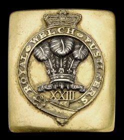 1815-35 Offrs Shoulder Plate.