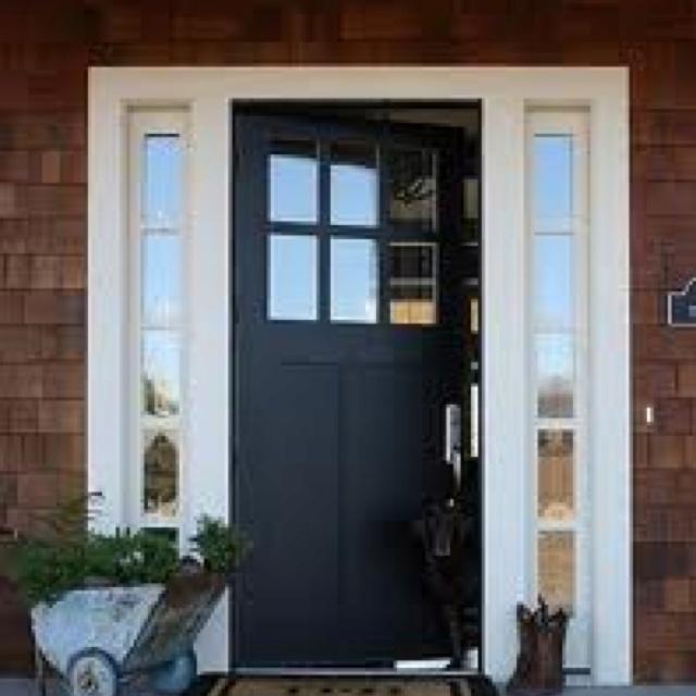 Ideas for new front door