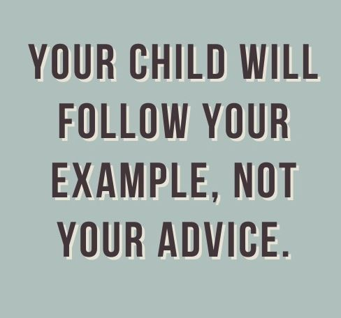 It's time parents step up to the challenge of making this world a better place on their own through their children.