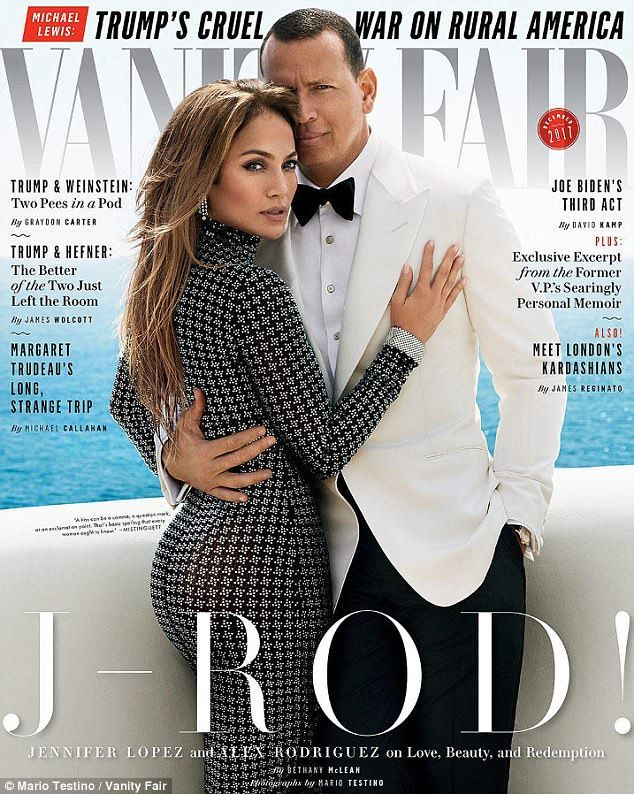 Star power: They are featured on the cover of Vanity Fair's December issue