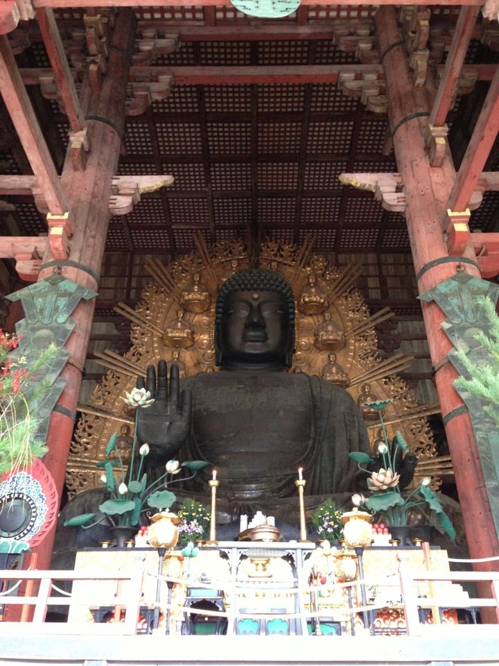 日本の世界遺産 古都奈良の文化財 1998年12月 文化遺産登録 奈良県