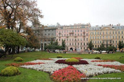 Esprit du Nord de la Russie: Les avantages de Saint-Pétersbourg en automne