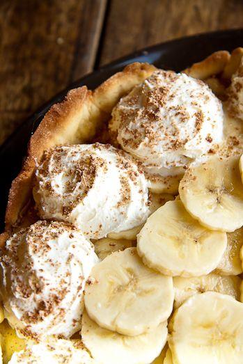 Simply Delicious Banana Cream Pie