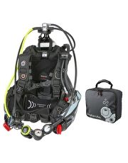 Simply Scuba Ladies Alpha Travel Package The Ladies Travel Packagecombines a lightweight BCD made for travel and the shape of female divers with a lightweight set of environmentally sealed regulators http://www.MightGet.com/january-2017-13/simply-scuba-ladies-alpha-travel-package.asp