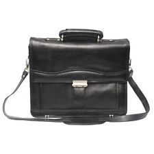 Comfort 15 inch Pure Leather Laptop Bag for men and women & unisex EL08