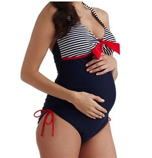 Gorgeous maternity swimwear for mums-to-be