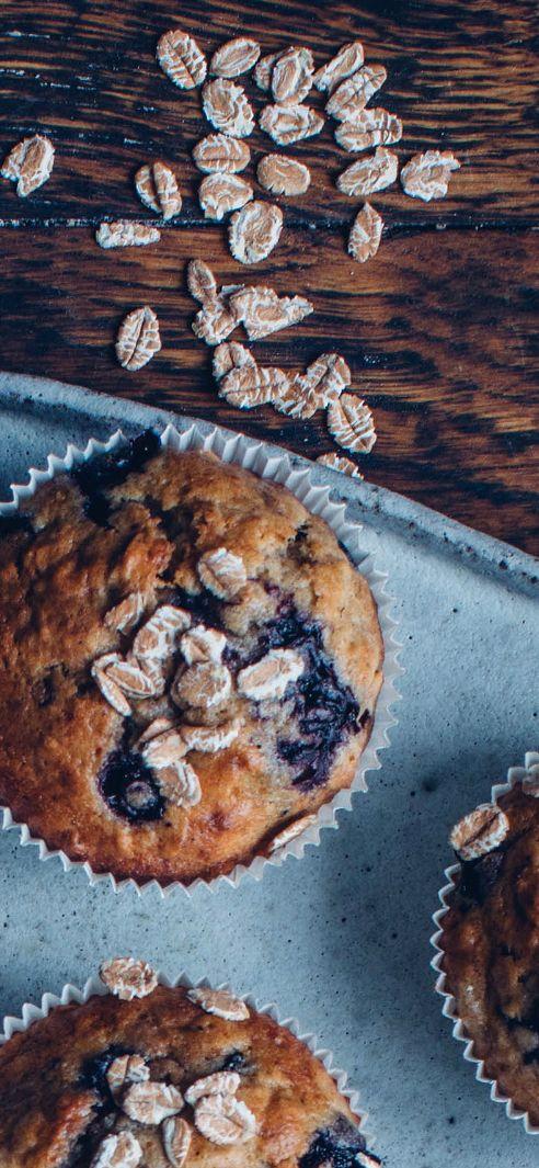Gesund naschen mit den leckeren Blaubeer-Frühstücksmuffins mit Ahornsirup und … – Nichts ist süßer als die Liebe.