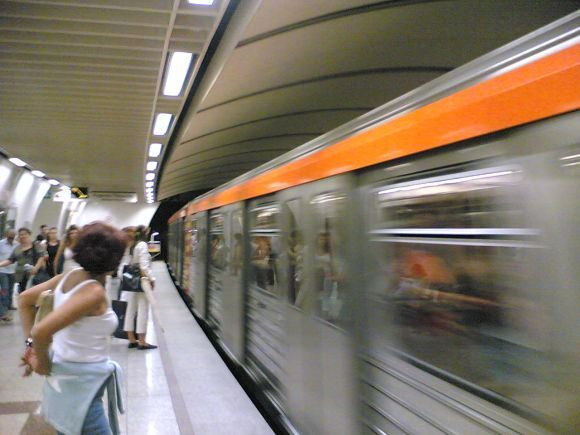 No More Free Public Transport in Athens