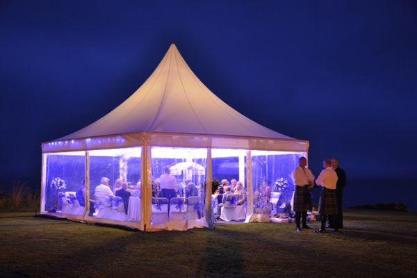 Wedding Marquee Hire | Wedding Marquee Scotland | Marquee Hire Dumfries