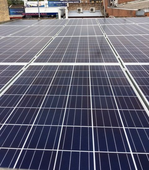 Solar installation in Auburn #greenandsave #tagfriend #solarsystem #saveelectricity #saveenergy #followus