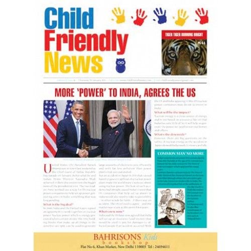 Child Friendly News