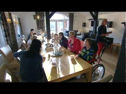 RTL4 bij groepsaccommodatie 't Keampke De Lutte