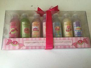 Promise each simple pleasures shower gels body lotion zoophile