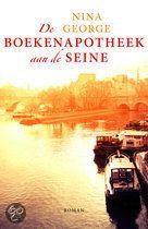 bol.com | De boekenapotheek aan de Seine, Nina George | 9789021810034 | Boeken