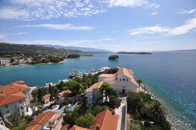 Adriatic Sea, Rab, Croatia