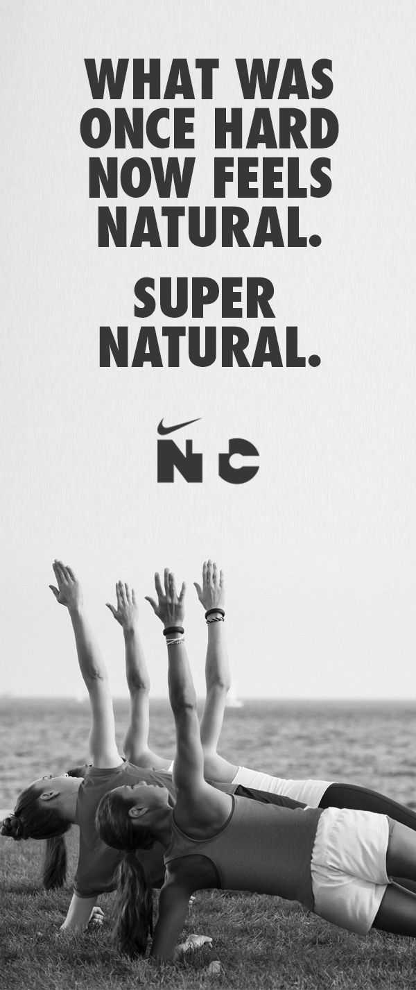 Be supernatural. #Fitness #Inspiration #Motivation