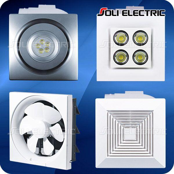 Home Exhaust Fan Kitchen, Bathroom Ceiling Ventilation Fan $10~$15.00