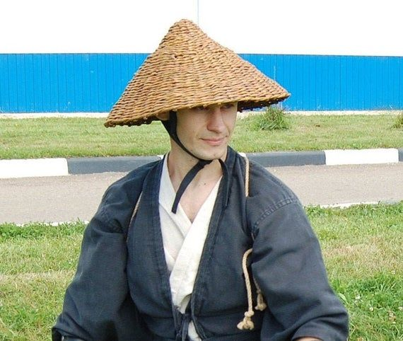 Japanese Cone Kasa Hat For Cosplay Asian Cosplay Cosplay Japanese