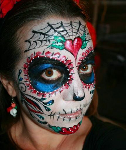 1000 Images About Paint On Pinterest: 1000+ Images About Autumn, DOTD, Halloween Face Painting