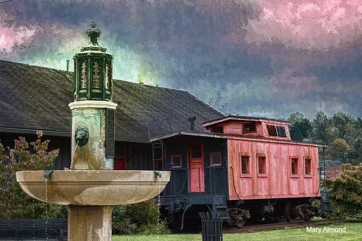 Heritage Park, Spencer, WV by The Merry Cat