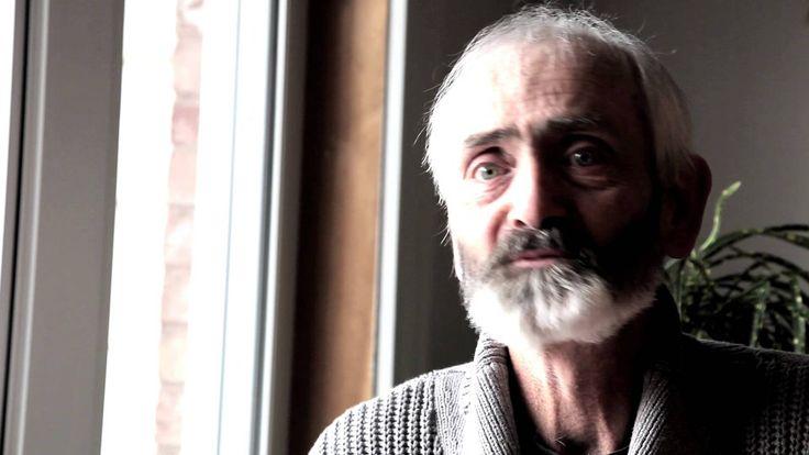 Entrevue avec Mike Burns à l'occasion de la sortie de son livre avec CD Contes d'Irlande chez Planète rebelle.