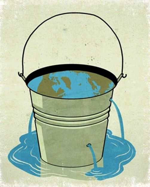 48 nations will face water stress or scarcity by 2025.